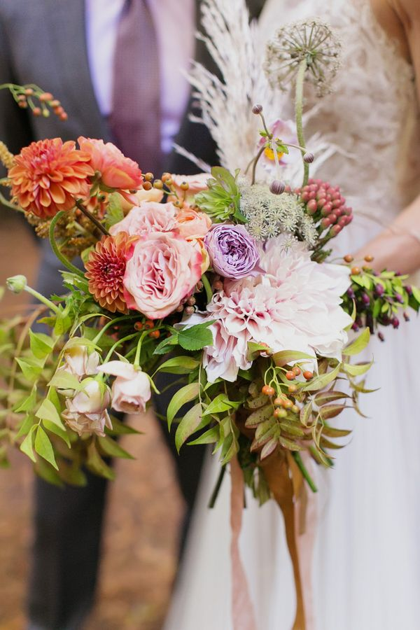 forest inspired bouquet Fairy-tale wedding, your best day ...