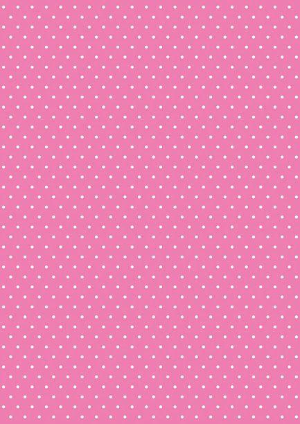 Free Printable Polka Dot Pattern Paper | Polkadot | Free