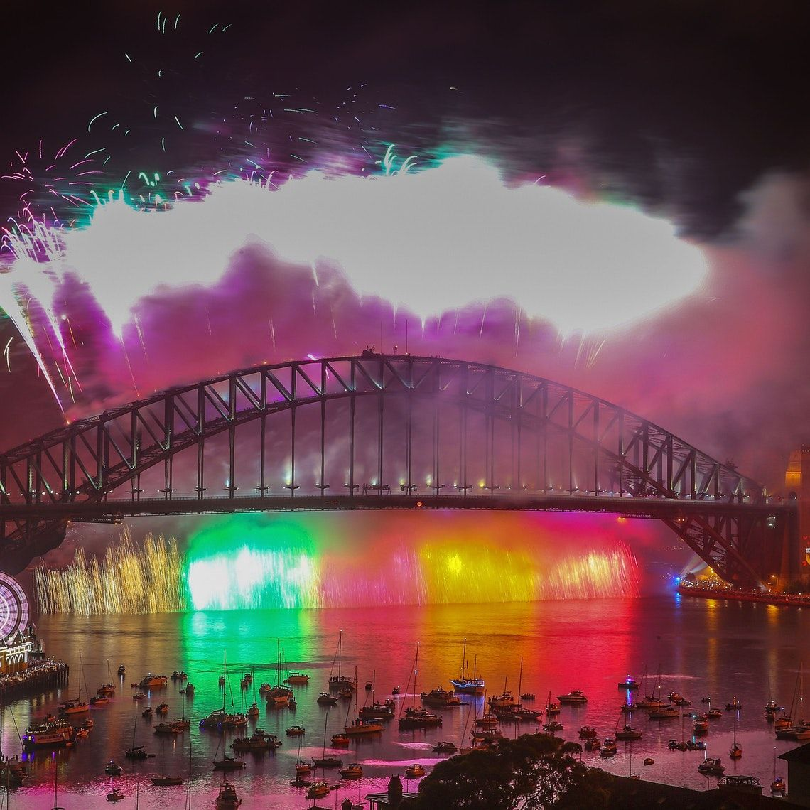 The official website Sydney New Year's Eve Sydney new