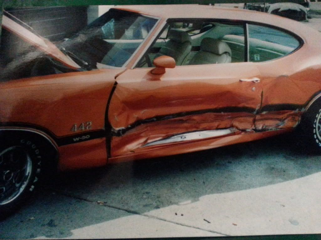 Wrecked Muscle cars - Page 39 - Yellow Bullet Forums | wrecked cars ...