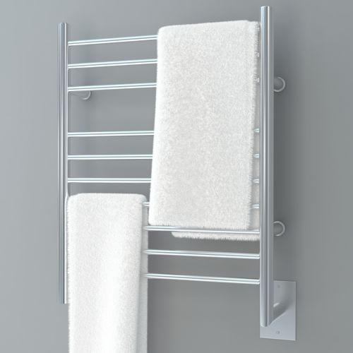Electric Towel Rack Hard Wired 250 At Costco Towel