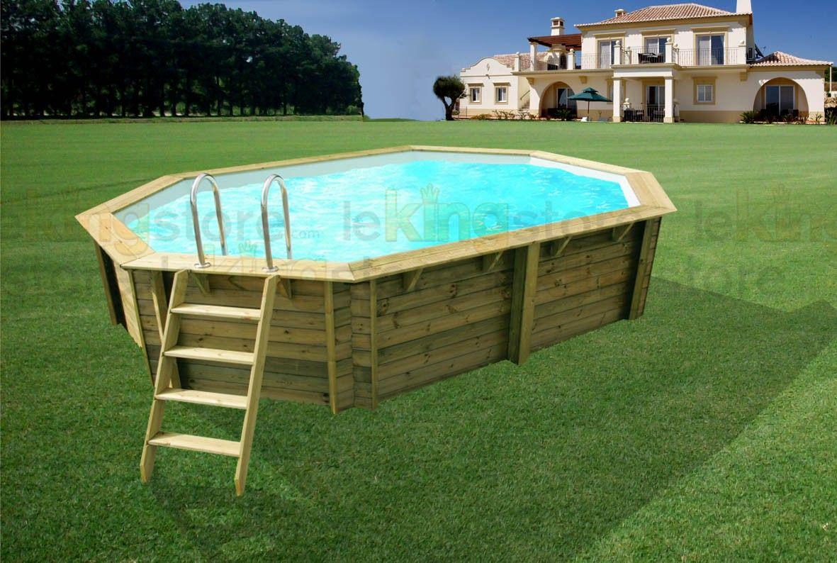piscine bois tonga