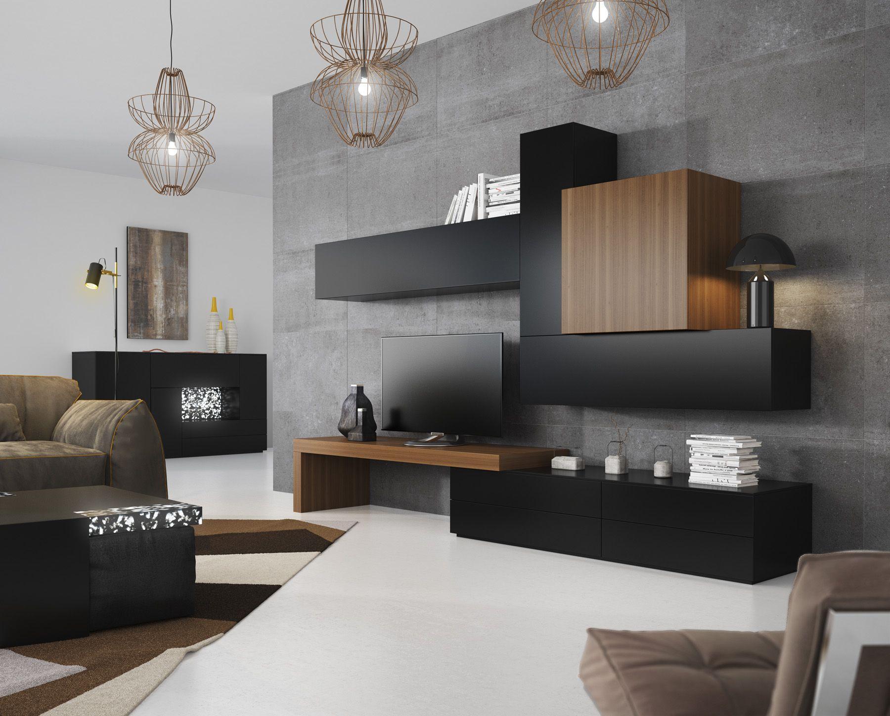 Colecci n ortus evolution comedores modernos muebles Comedores altos modernos