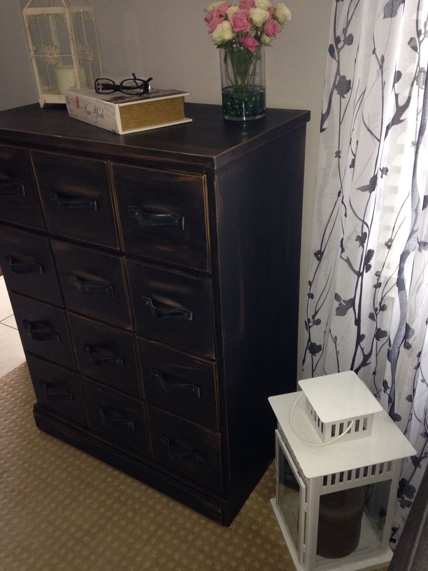 Restoration hardware inspired apothecary cabinet made up of