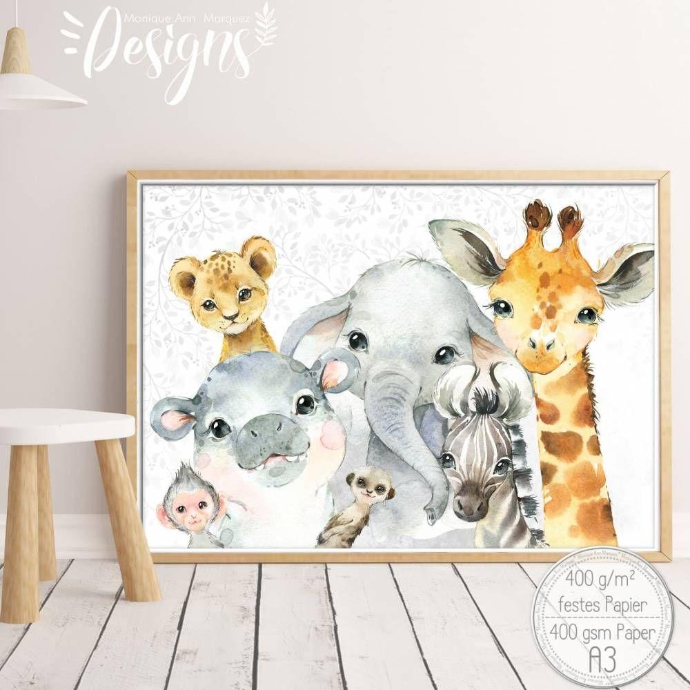Pin on giraffe nursery