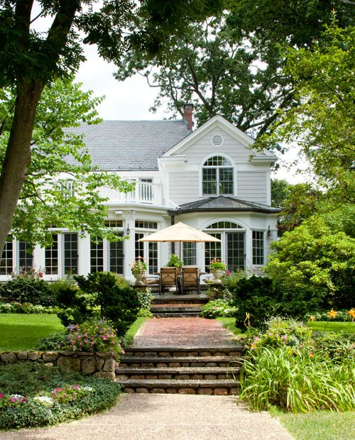 Classic Decorating Ideas For Plantation Style Homes: House, Home Magazine, New England