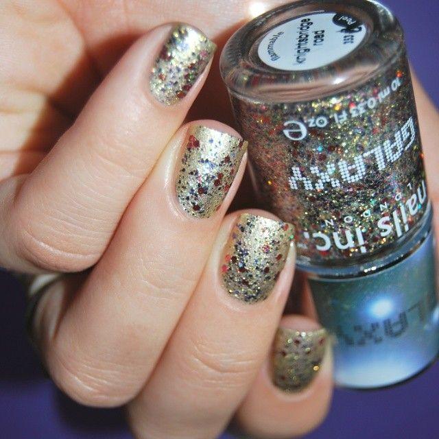 Nails Inc - Knightsbridge Road   nail polish wishlist   Nails inc ...