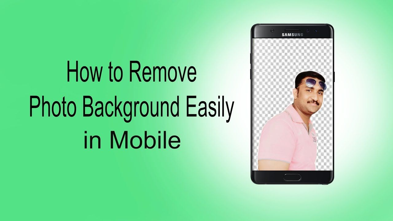 awesome How to Remove Photo Background Easily and Fast