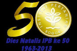 50 Years Of Bogor Institute Of Agricultureinstitut Pertanian Bogor