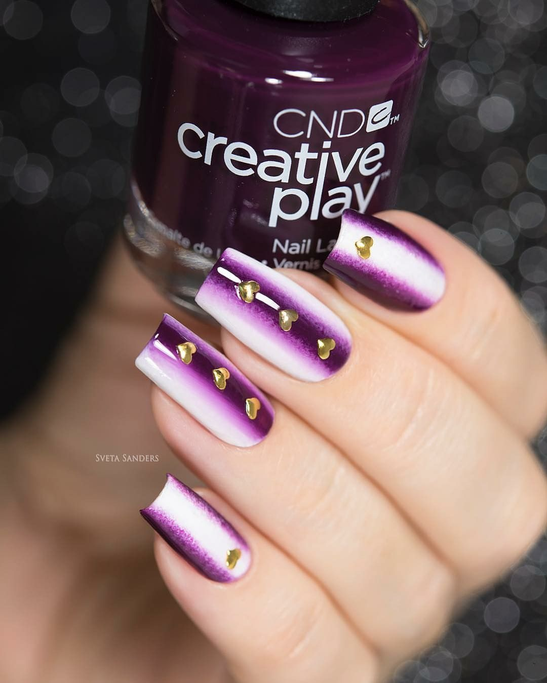 Fashion week Hairdiy and Beauty nail decals for lady
