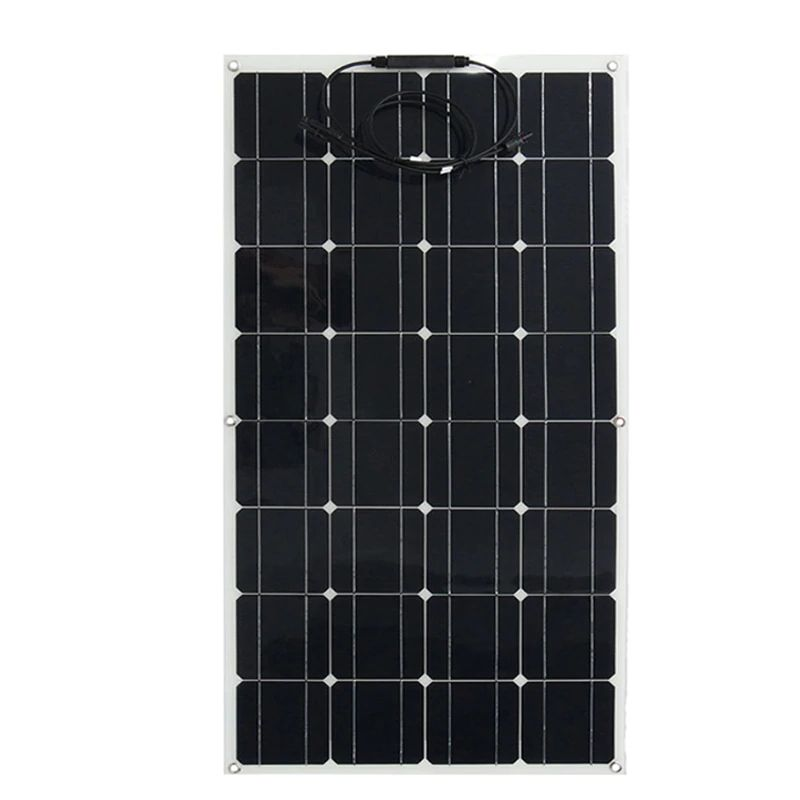 Buy New 18v 24v Flexible Solar Panel For Battery Charger With Monocrystalline Cell Geekyviews In 2020 Solar Panels Flexible Solar Panels Solar Panels For Home