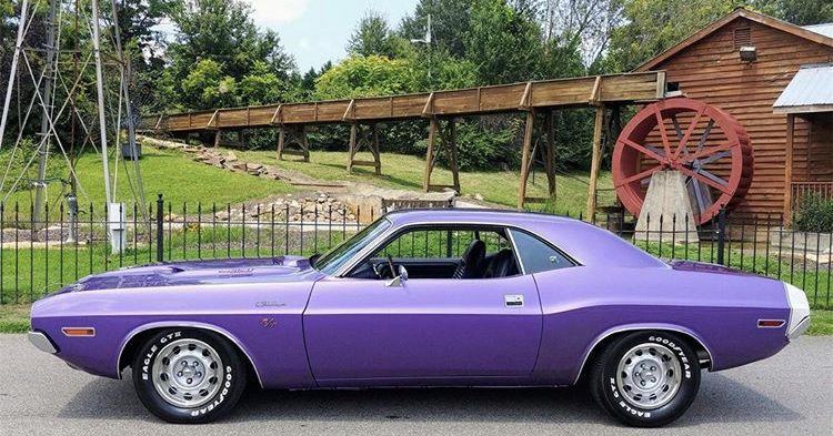 1970 Dodge Challenger R T 440 Six Pack Tribute Car Dodge
