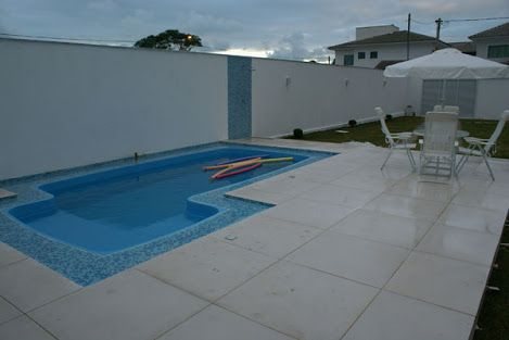 piscina fibra sem borda - Pesquisa Google Piscinas Pinterest