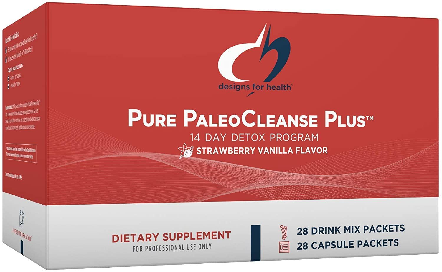 Designs For Health Pure Paleocleanse Plus 14 Day Detox Program Beef Protein Powder Amin Amazon Affiliate Link Click Imag Detox Program 14 Day Detox Detox