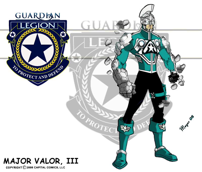 Major Valor, III Power Up By Skywarp-2