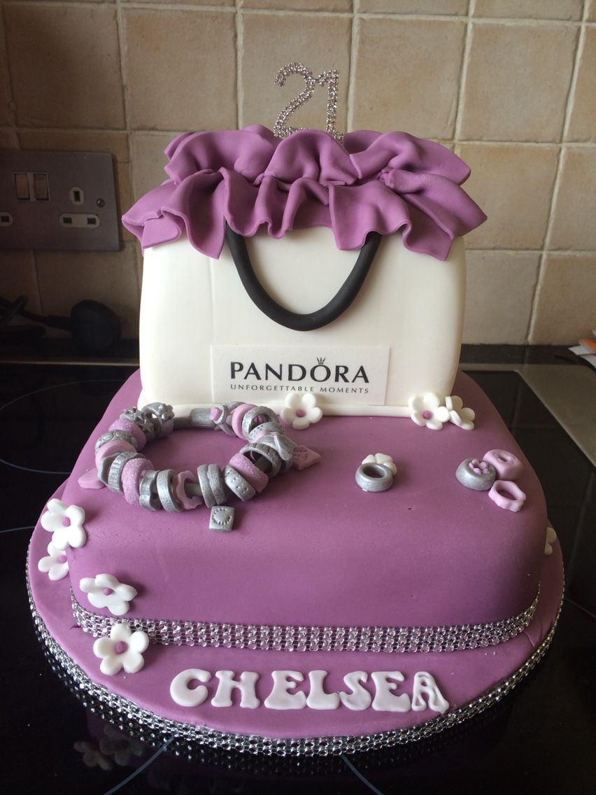 Pandora Cake Cakes Pinterest Cake Birthday cakes and Amazing