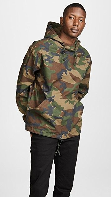 Stussy Ripstop Pullover in 2019  18ea9389b6