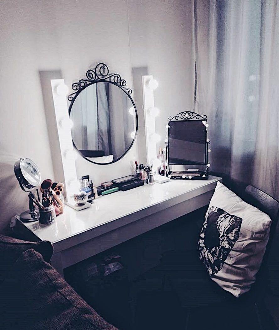 Theater Schminktisch Beleuchtung Fur Schminktisch Theaterspiegel Schminkspiegelbeleuchtung Theaterspiegel Gunstig With Images Hollywood Mirror Light Makeup Mirror