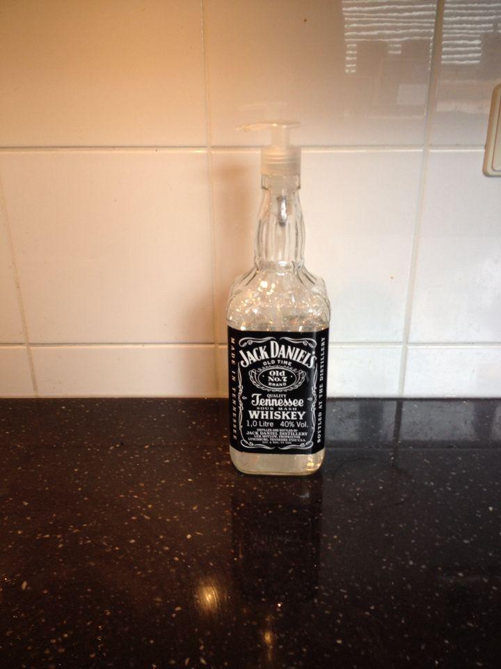 Fonkelnieuw Zeeppomp van oude Jack Daniels fles | Home - Jack daniels fles TP-85