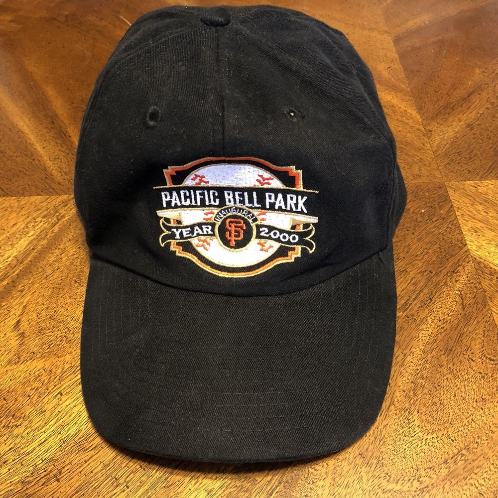 San Francisco Giants 2000 Pacific Bell Park Inaugural Season