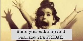Yippeeee! You made it to the weekend! Enjoy! #fridayfun # ...