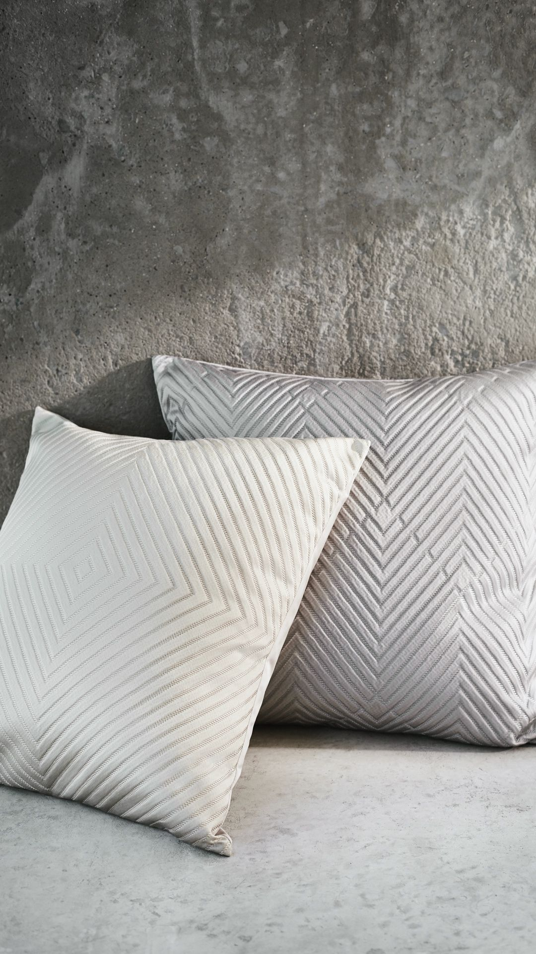 H M Home These Dreamy Diamond Cushions Bring A Touch Of Elegance