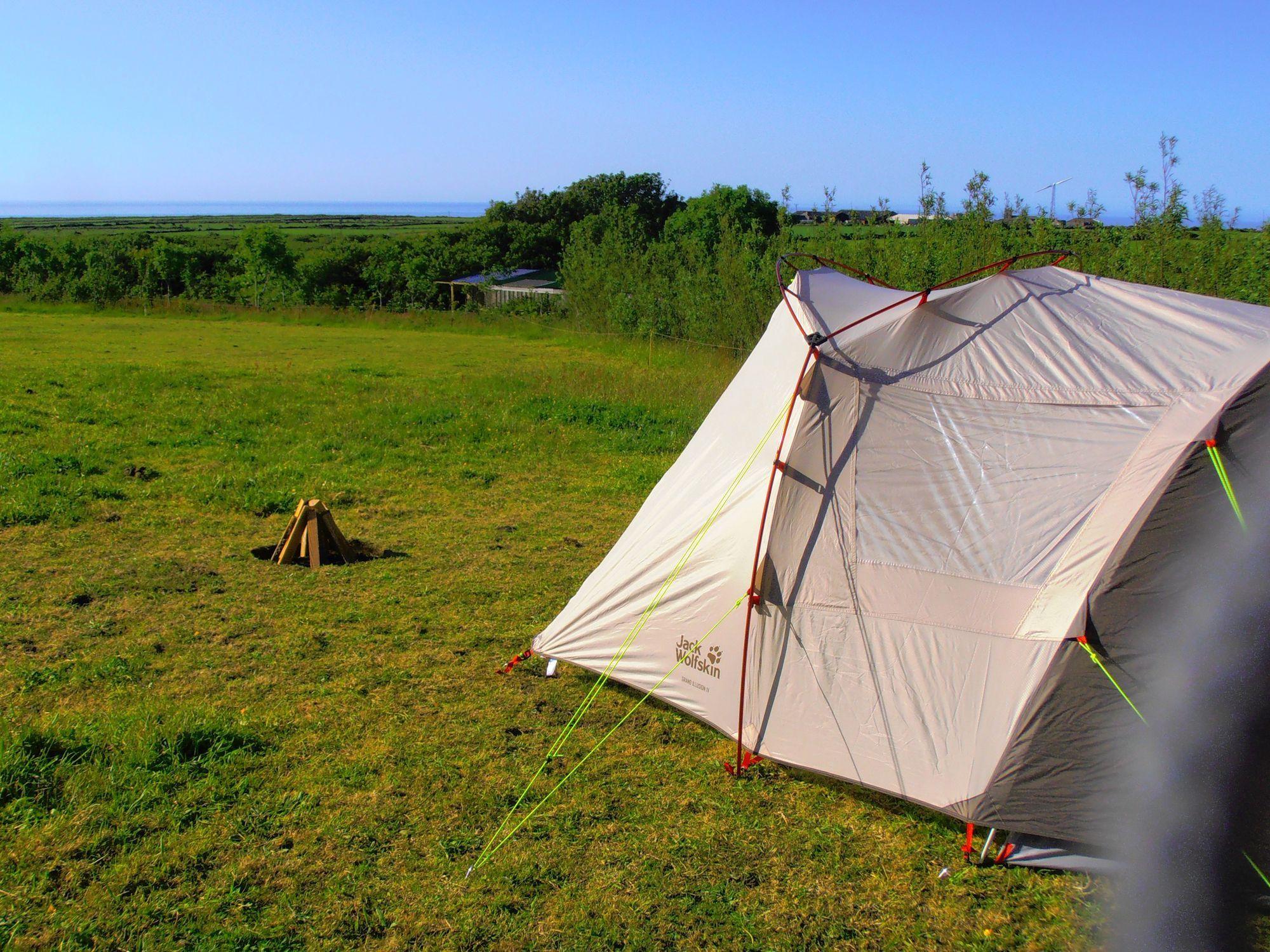 Wild Camping Cornwall, Penzance