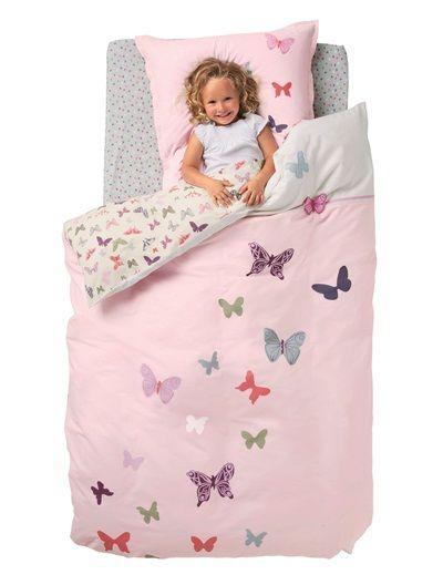 housse de couette fille envol e rose clair vertbaudet enfant d co chambre enfant pinterest. Black Bedroom Furniture Sets. Home Design Ideas