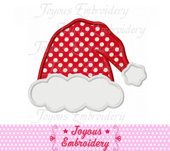 Instant Download Christmas Santa Hat