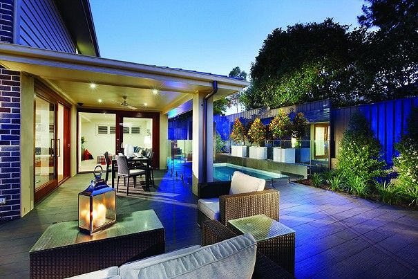 Cremorne - Eden Brae Homes love the little pool! | Chalet Kirkers ...