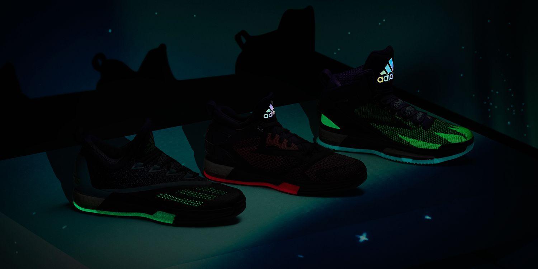 Adidas D Lillard 2 All Star Aurora Borealis  5de263201b