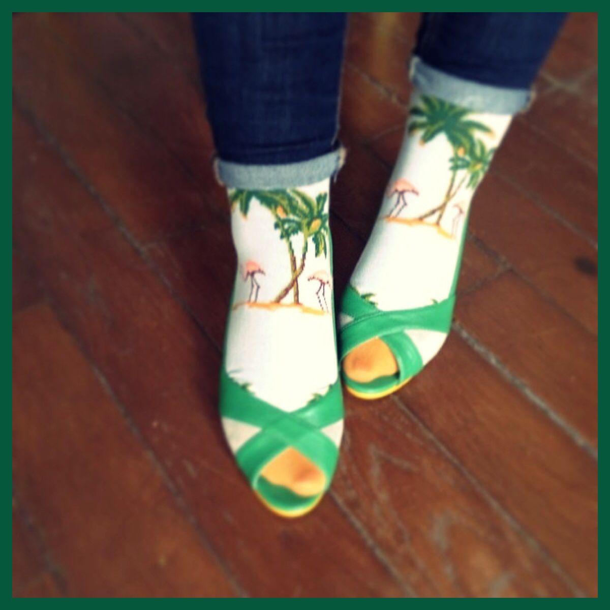 #ysasuparis #green #color #SS14 #dedignershoes #different #glamour #createur #liseretjaune #leathershoes #Paris #Montmartre