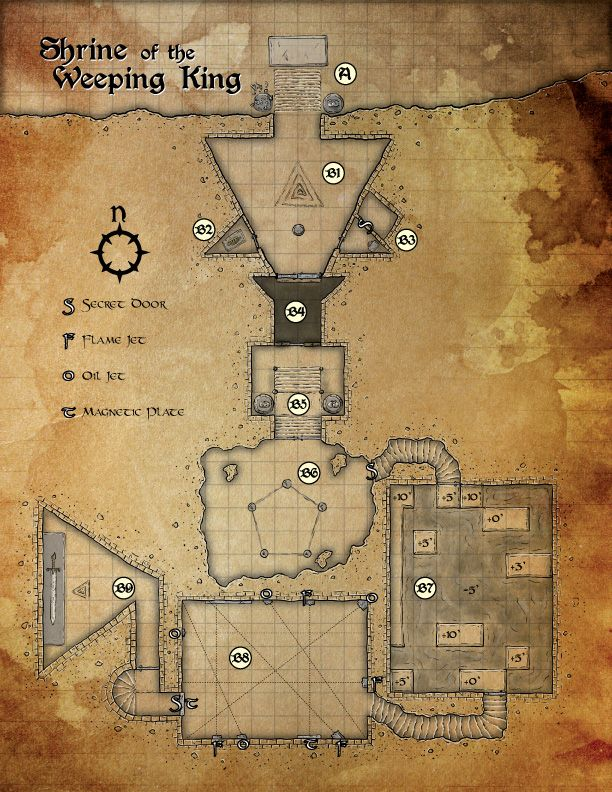 Cartography by Tommi Salama   Maps   Dungeon maps, Fantasy map