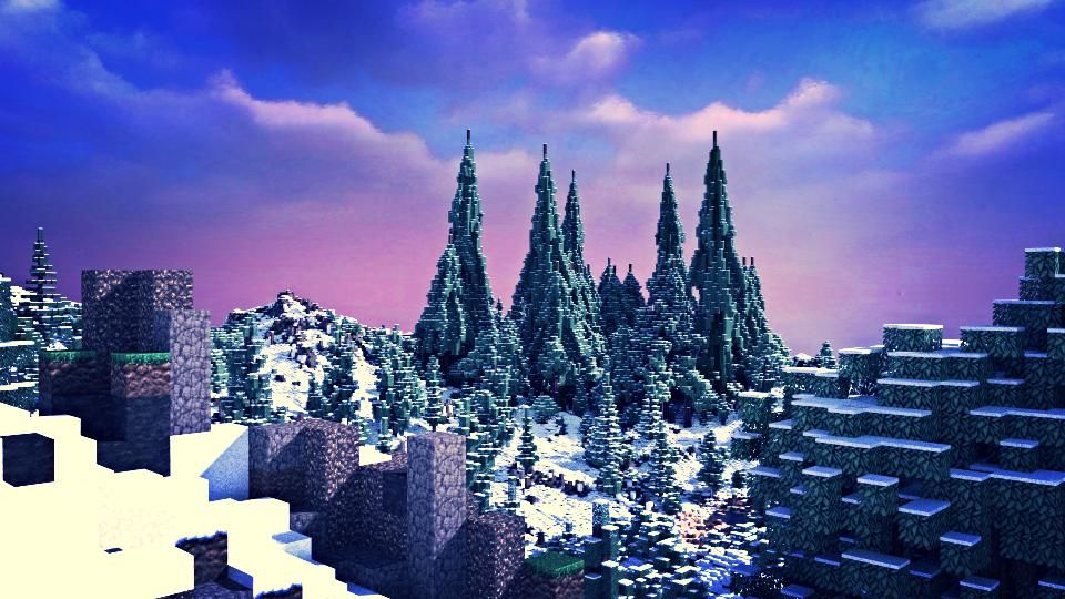 minecraft how to download shaders