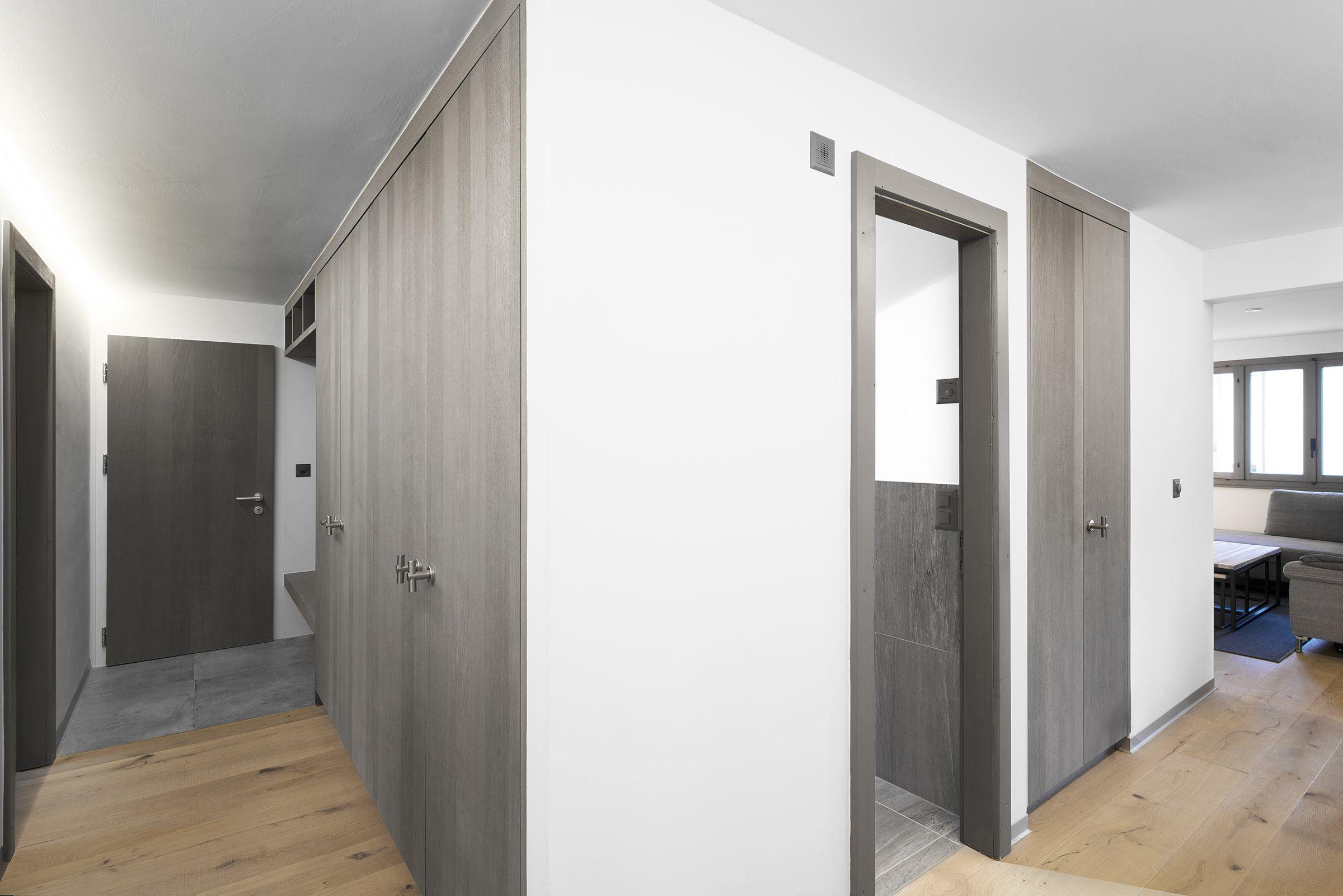 Transformation dun appartement des années 70 dans un immeuble de