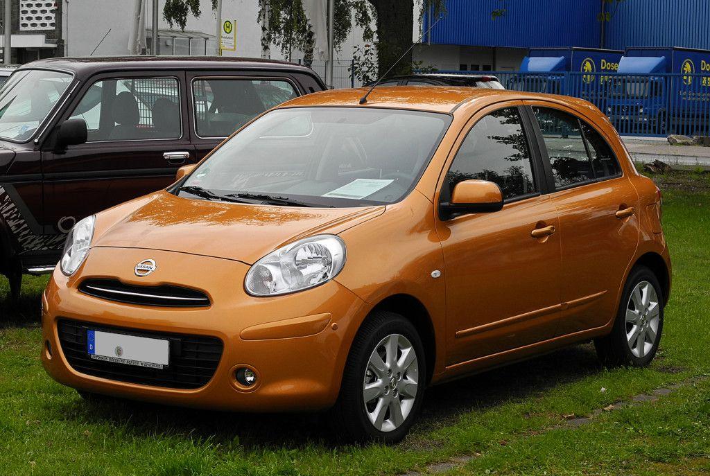 Nissan Micra Orange Nissan Nissan Cars Datsun