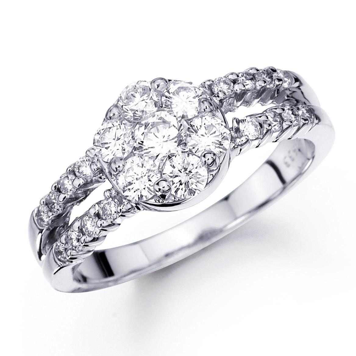 Beautiful Diamond Ring 45 Love it! Diamond wedding