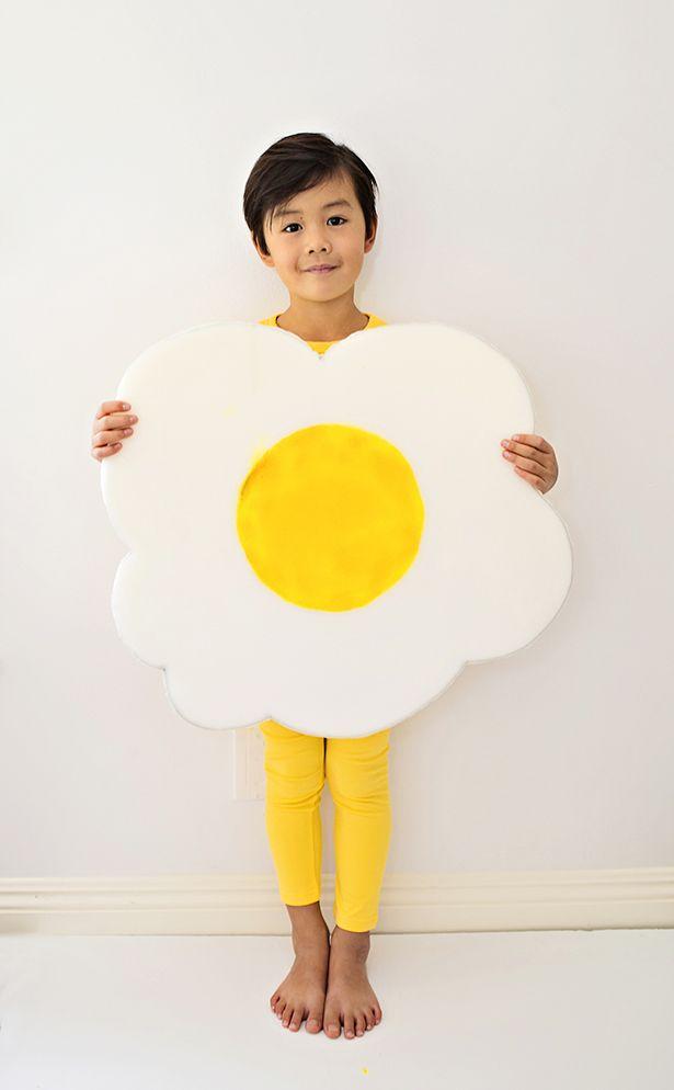 Easy Egg Costume For Kids Egg Costume Kids Costumes Diy Baby Costumes