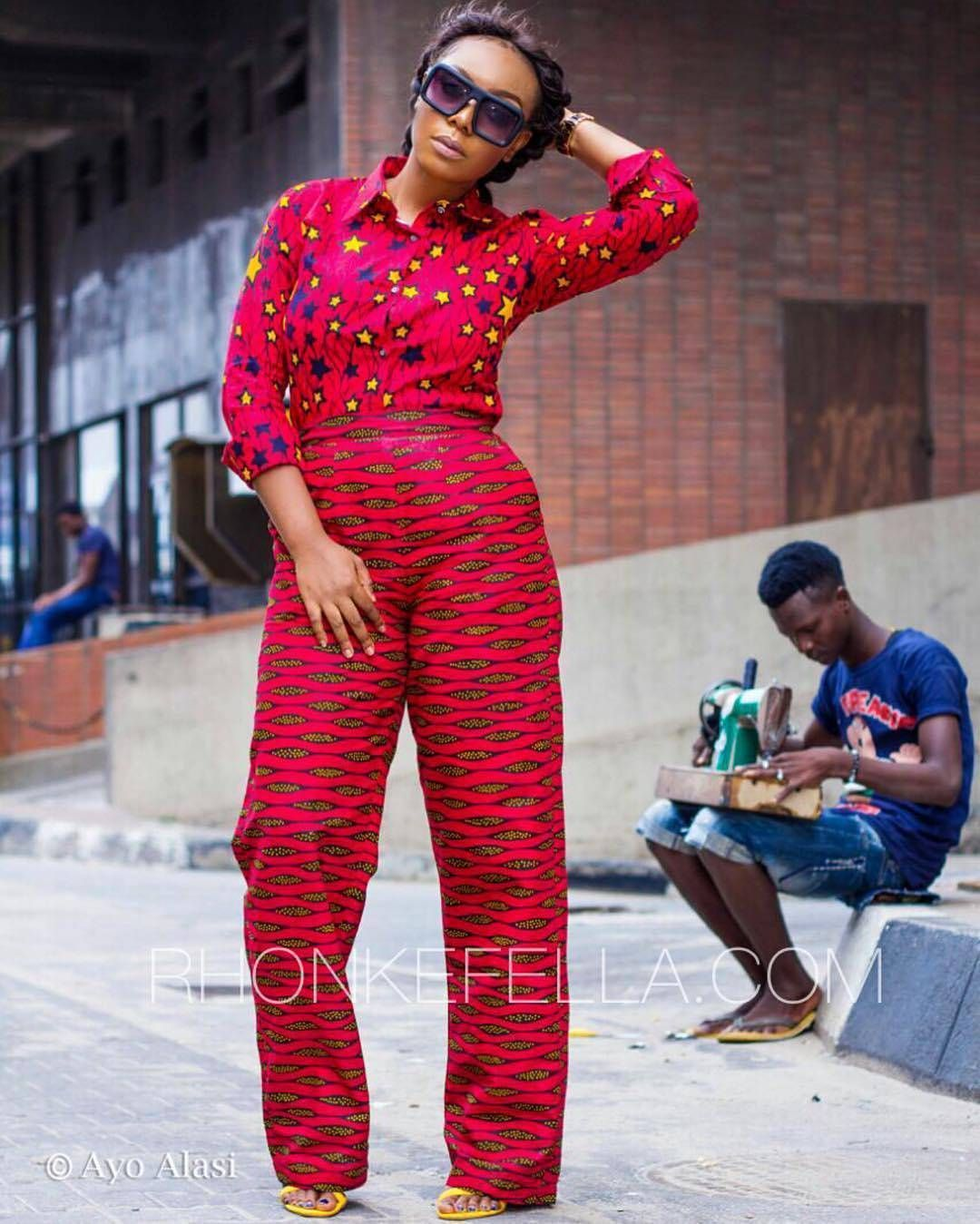 Stylish Ways To Rock African Fashion This Month :. Via ...