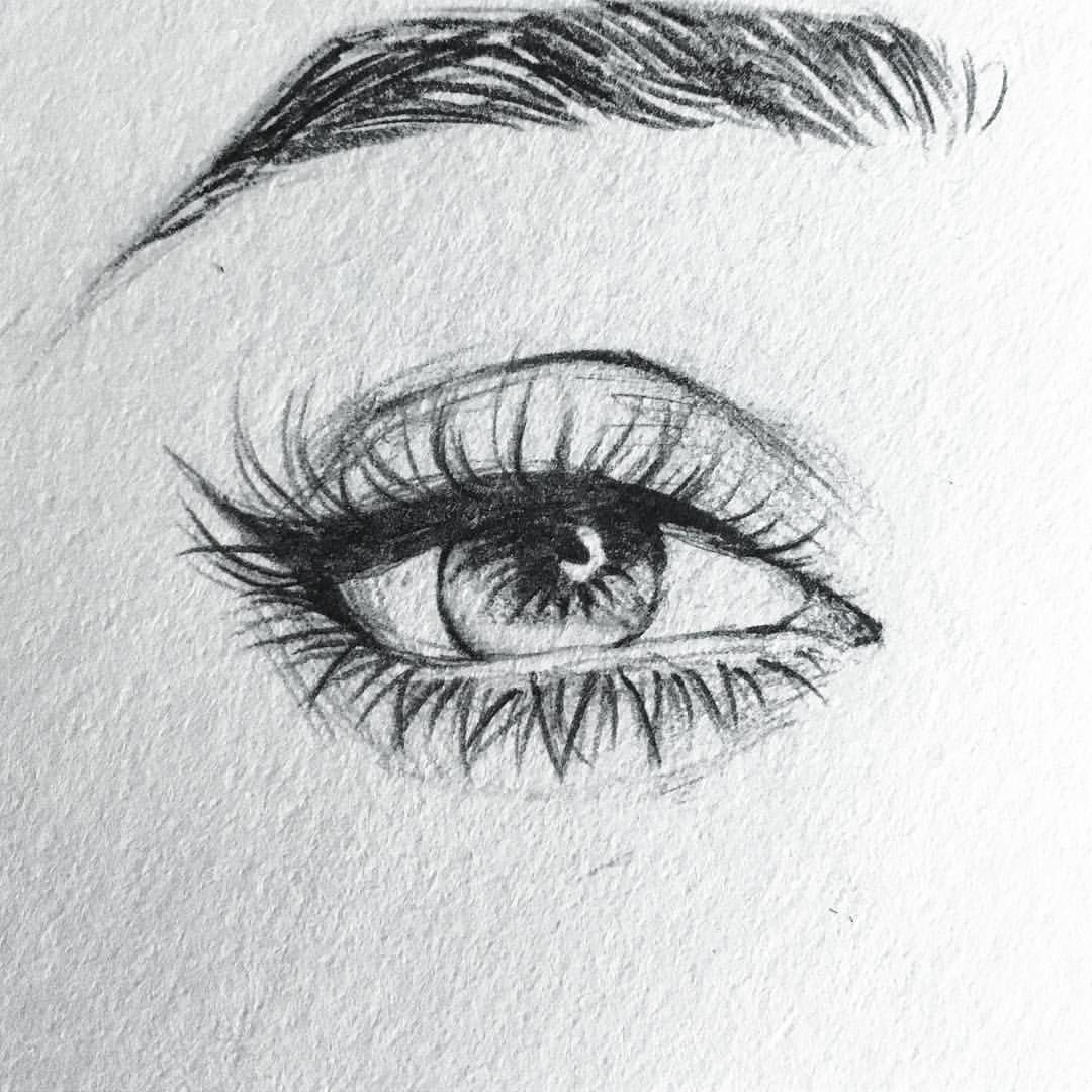 Portrait sketch illustration painting draw drawing art artwork eye pencil design style waaran