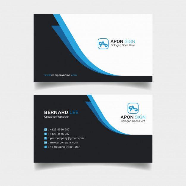 Carte De Visite Professionnelle Professional Business Cards
