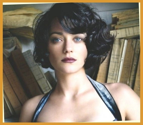 Marion Cotillard Short Hair Temptation Short Hair