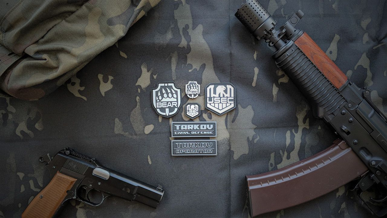 Escape From Tarkov Patches Collection Escapefromtarkov