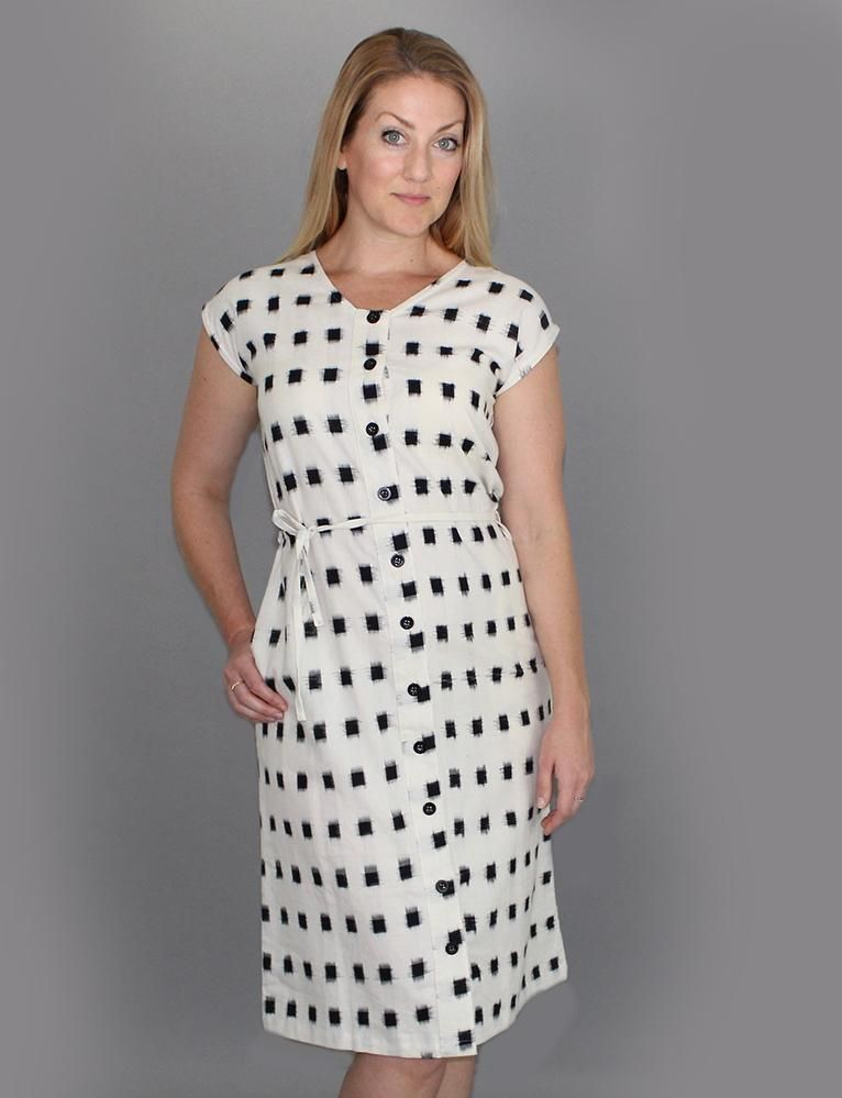 Maxwell Button Dress Dresses Ethical Fashion Sustainable Clothing