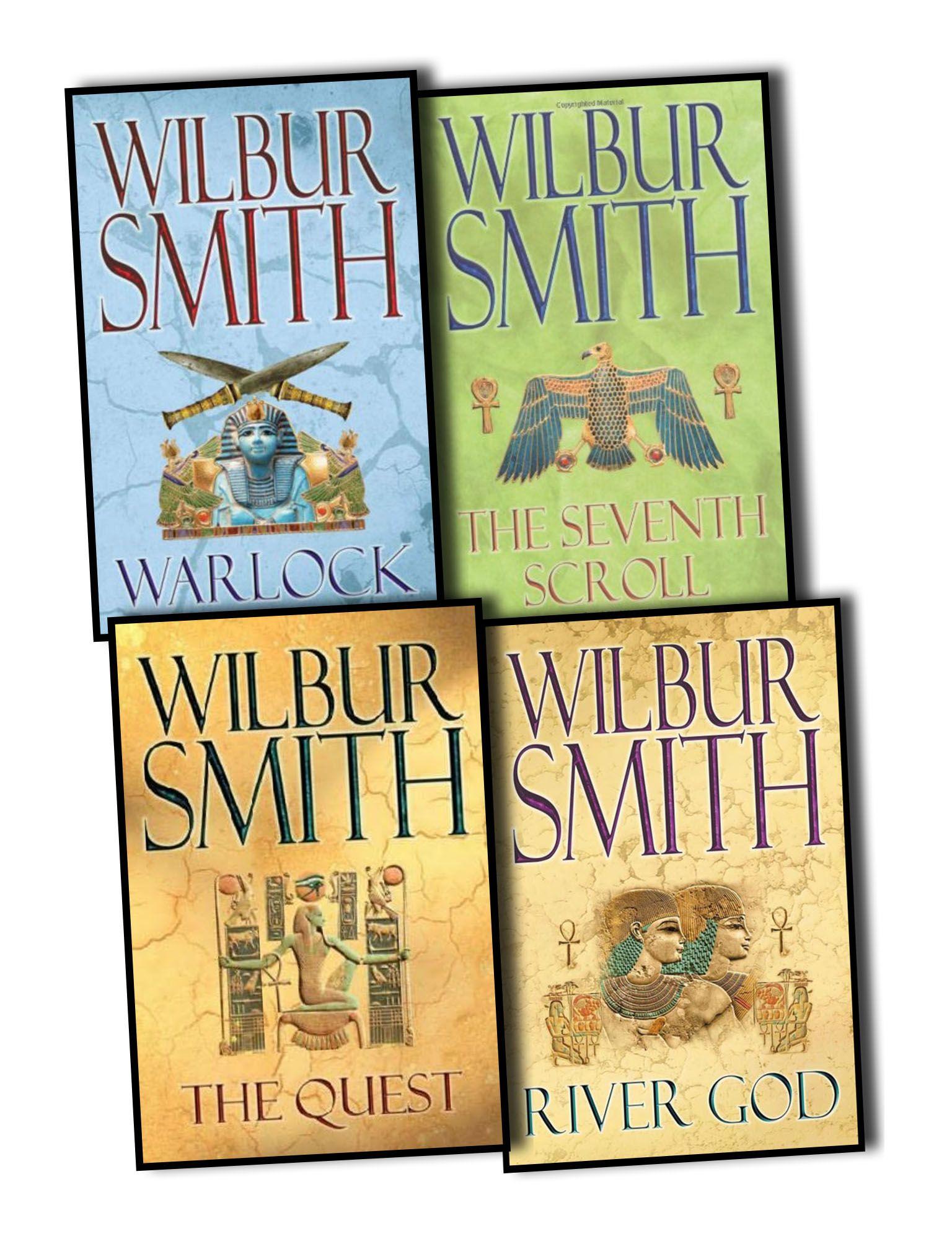 Egypt serieswilbur smitha must wilbur smith books