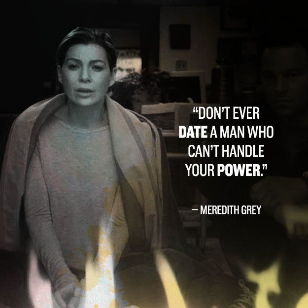22 Incredible Grey\'s Anatomy Quotes That Still Break Your Heart | Frases