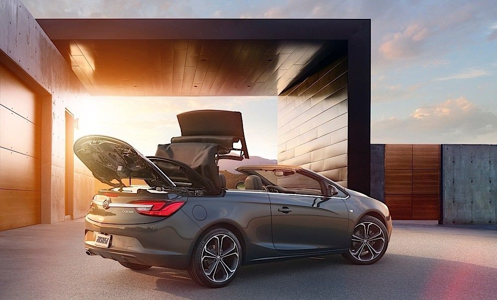 2016 Buick Cascada Convertible 007 With Images Buick Cascada Buick Cars Buick