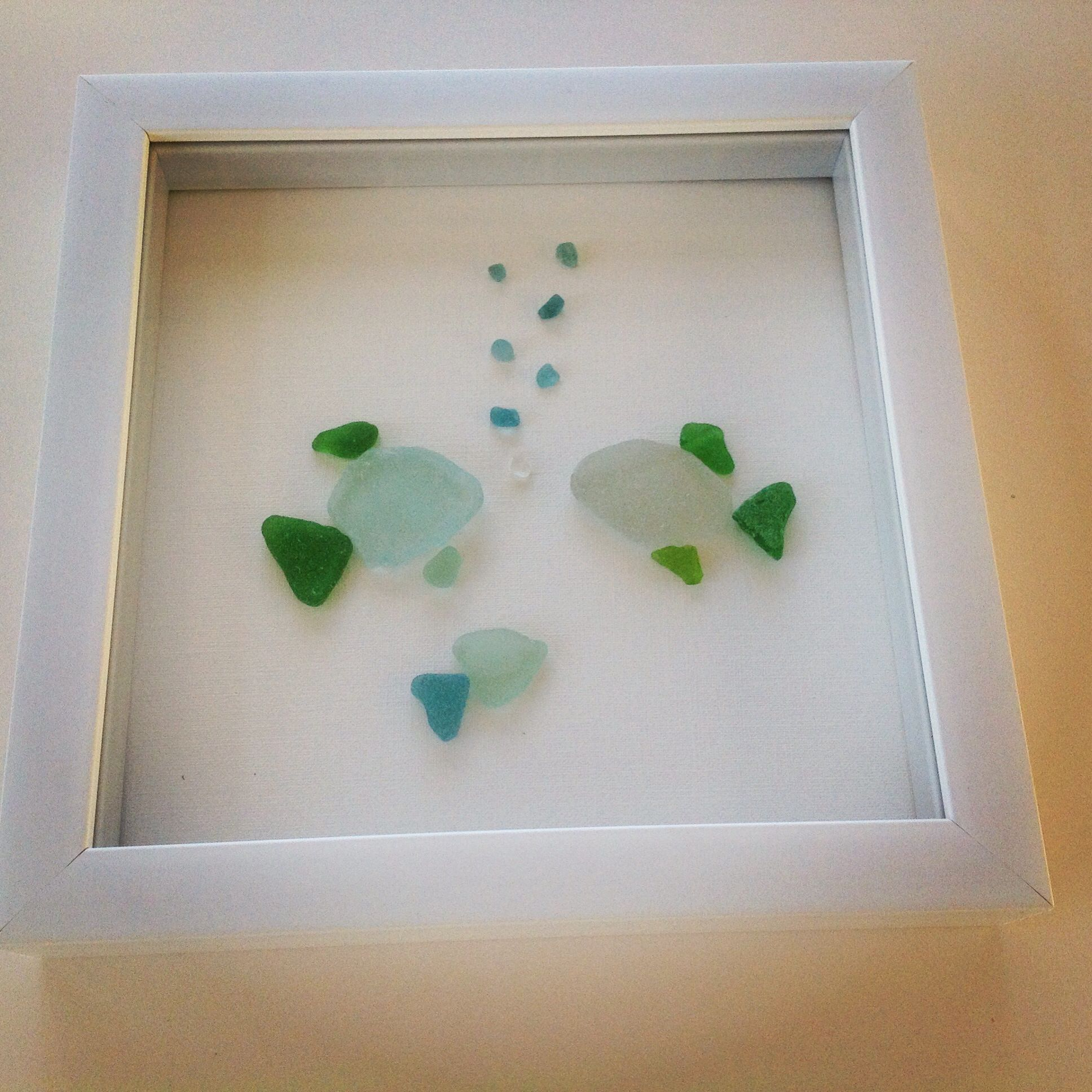 sea glass projects There's something mystic about sea glass created by men, transported by currents, sculpted by waves it shows us that nothing is ever built to last forever.