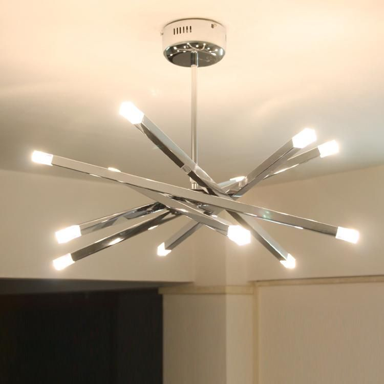 Modern style horizon stars ceiling light creative horizon lights bedroom diningroom living room bar lighting fixture