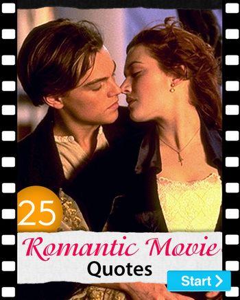 25 most romantic movies
